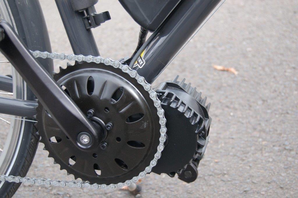 Bafang BBSHD 1000W Mid Drive Kit   Human Hybrid Motor Bikes
