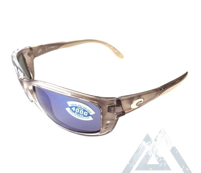 da4df9c4e1225 LOVE these for sports! Great for running   cycling. Costa Del Mar Zane  Sunglasses - Crystal Bronze POLARIZED Blue Mirror 400G Glass
