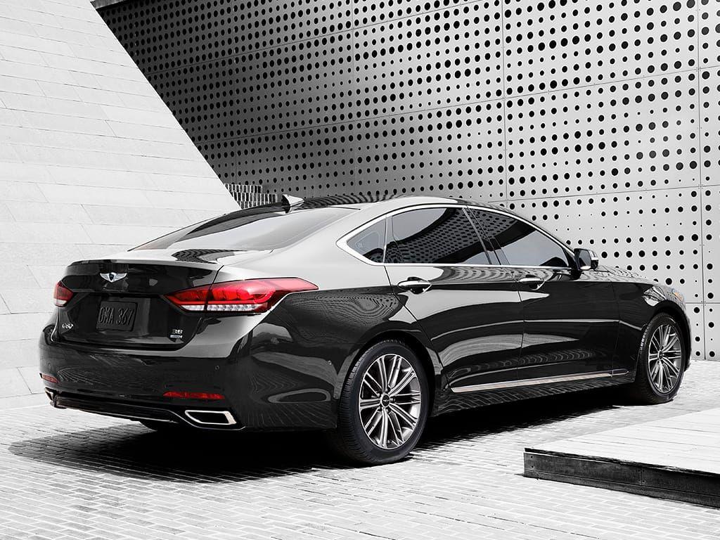 2019 Genesis G80 Sports car price, Car, Chrysler