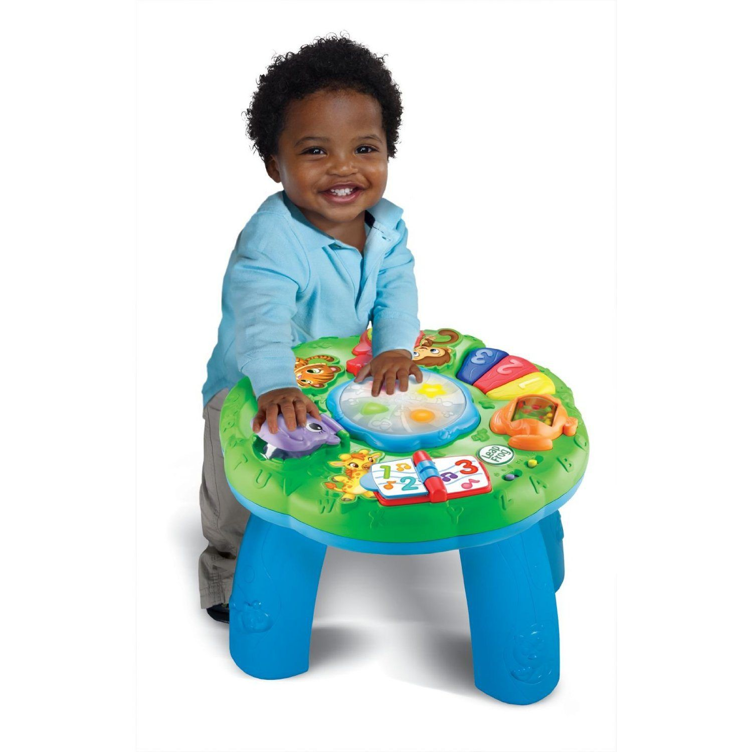 Leapfrog Animal Adventure Learning Table At Rs 930 Baby Boy Toys