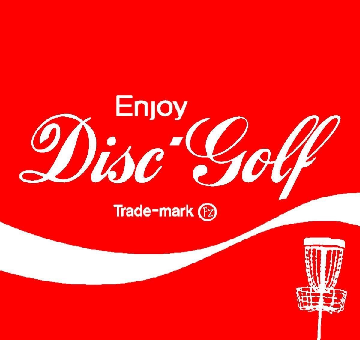 enjoy disc golf logo disc golf disc golf disc golf