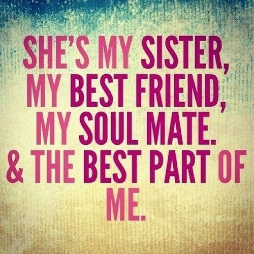 Bestfriends More Like Sister Quotes: When U Think As Your Best Friend Like A Sister!!!!