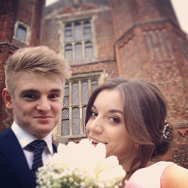 #Repost from @harrynfry Essex wedding #towie #leezpriory #bridesmaid