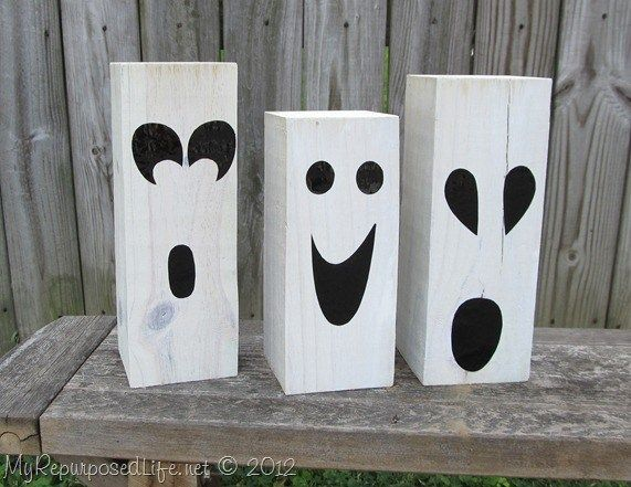15 Simple & Fun 4x4 Wood Crafts #woodcrafts