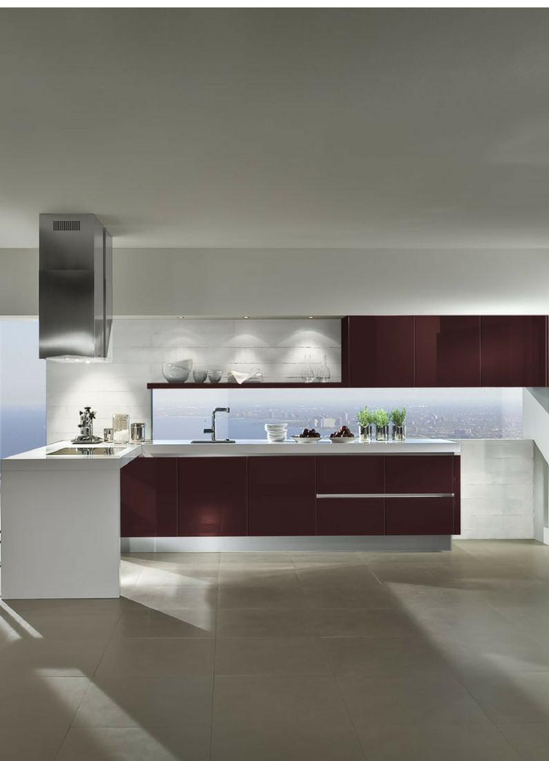 Attraktiv Beispiele Für Offene Küchen: 7 Ideen Als Inspiration Für Deine Moderne  Wohnküche   Küchenfinder Magazin