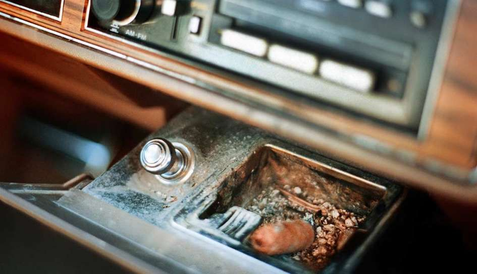Classic Car Features You Don't See Anymore Car smell