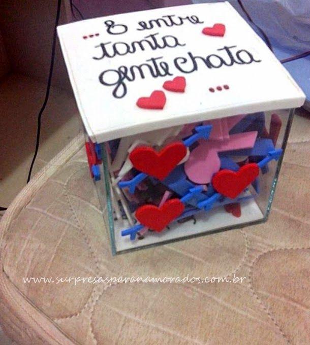 Combo De Presentes 3 Em 1 Presentes Criativos Para Namorado