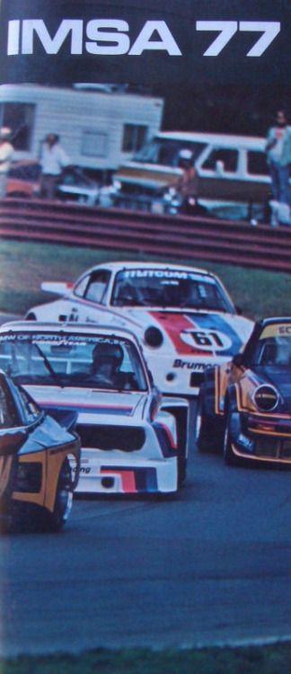 Racing 1977  BMW & Porsche