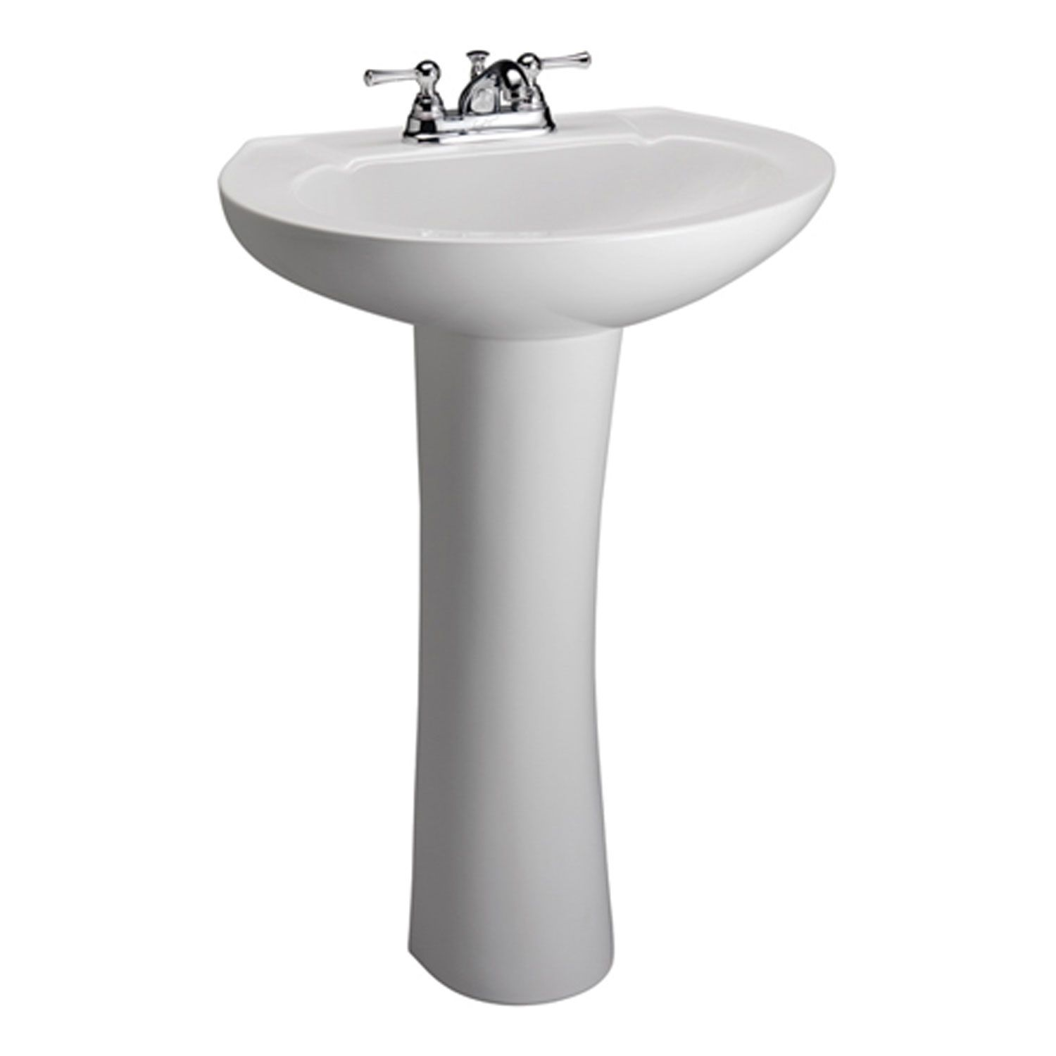 Barclay Products Hampshire 450 Pedestal Sink 3 201wh Pedestal