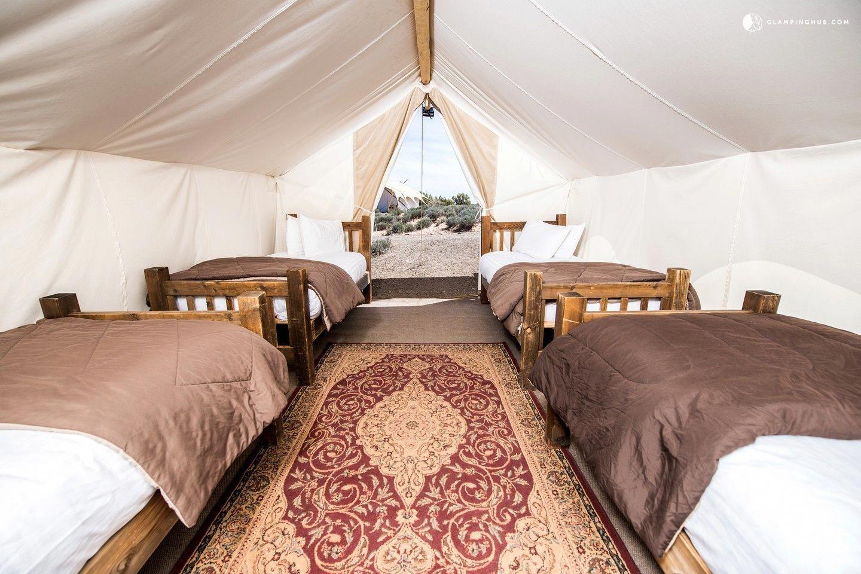 Moab Utah [Luxury Tent Camping