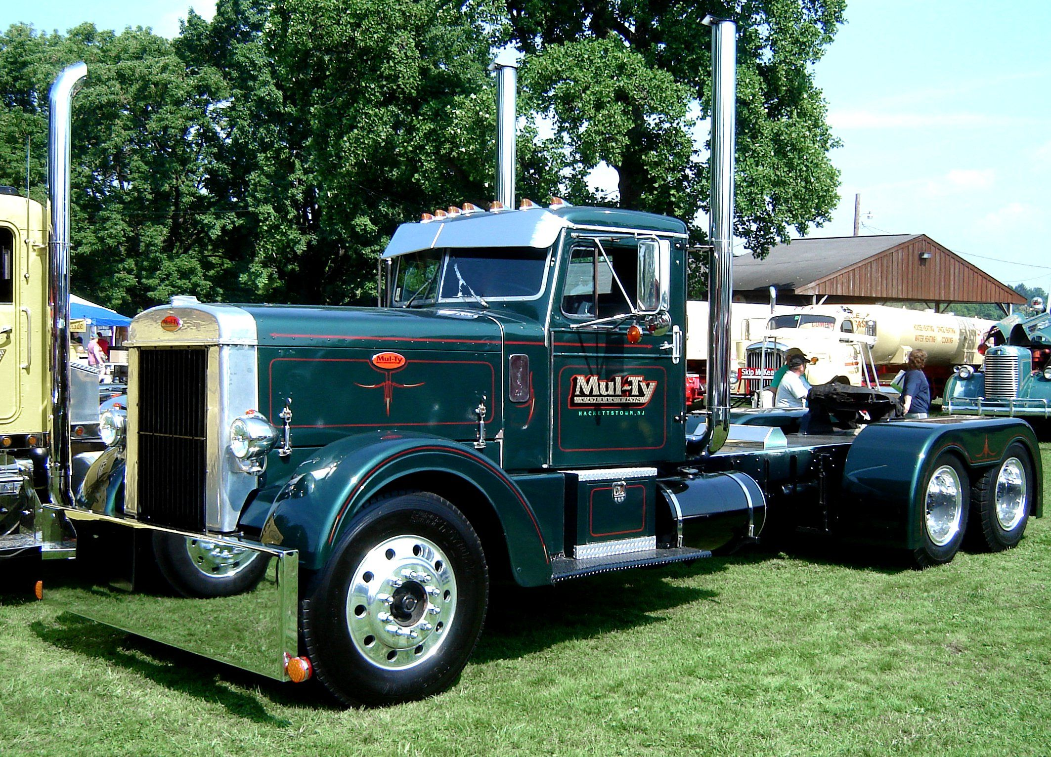 Vintage Peterbilt 359 | ... this web site to buy or Antique ...