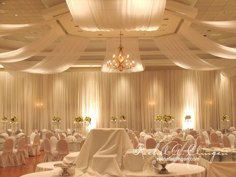 Draping - Wedding Decor Toronto Rachel A. Clingen Wedding & Event ...