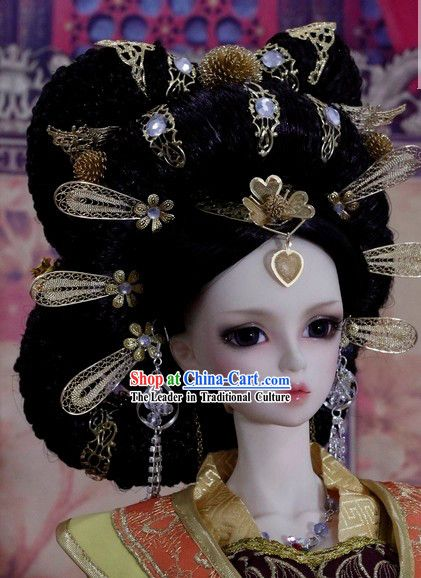 traditional chinese hair accessories - Google Search