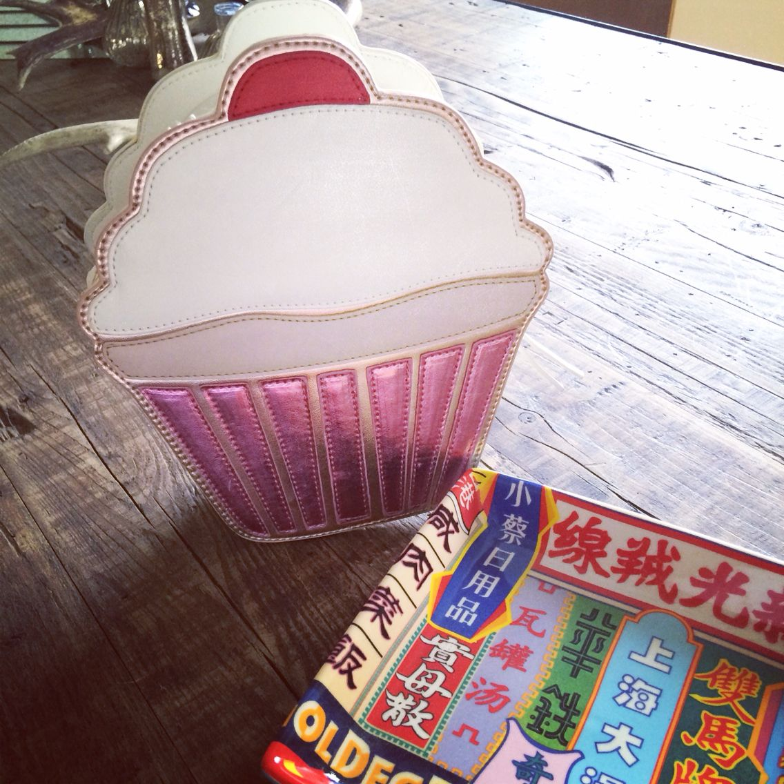 Cupcakes are always the answer... Who cares what the question is  Cupcake bag available #PinkRevolver