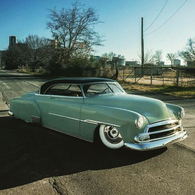Nothin' like the Low Life! #leadsled #kustom #kustomkulture #hamb #hopup #chevy #skateboarding #greaser #50s #40s #scta #drylakes #oldschool #traditional #choptop #bagged #airride