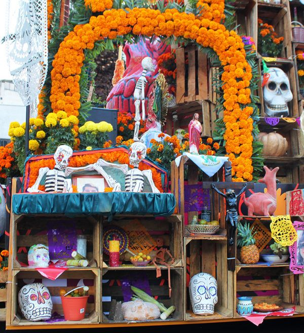 About 3,000 years ago, Indigenous Peoples in central Mexico began celebrating and honoring life for three days, starting on October...