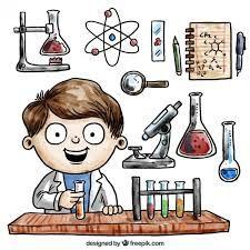 Resultado De Imagen Para Quimica Dibujos Animados Laboratorio
