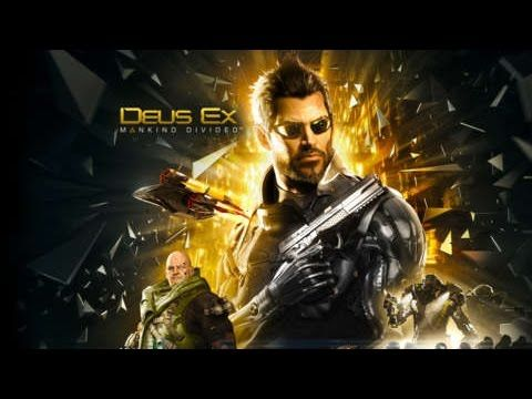 Deus Ex Mankind Divided Gameplay On Gts 450 Amp Amp I5 760