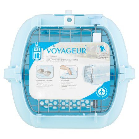 Free Shipping on orders over $35  Buy Cat it Voyageur Pet Carrier at