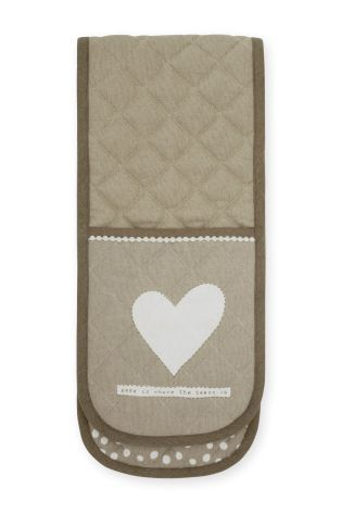 Buy Heart Oven Glove from the Next UK online shop