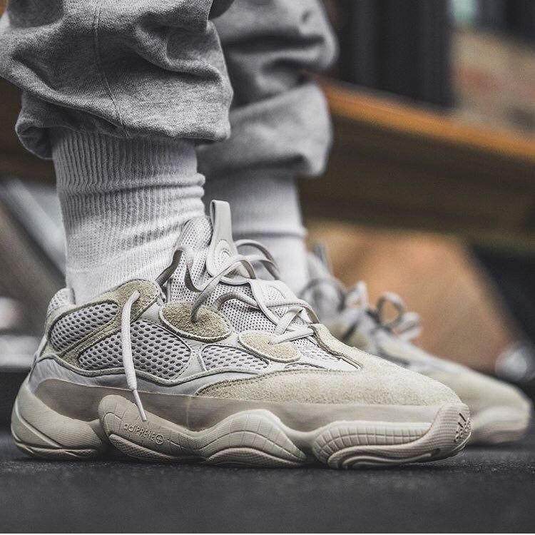 Adidas Yeezy Desert Rat 500 Blush by blog.sneakerando.com sneakers  sneakernews StreetStyle Kicks