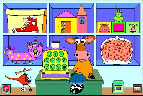 Image Result For 90s Computer Games In Elementary School With