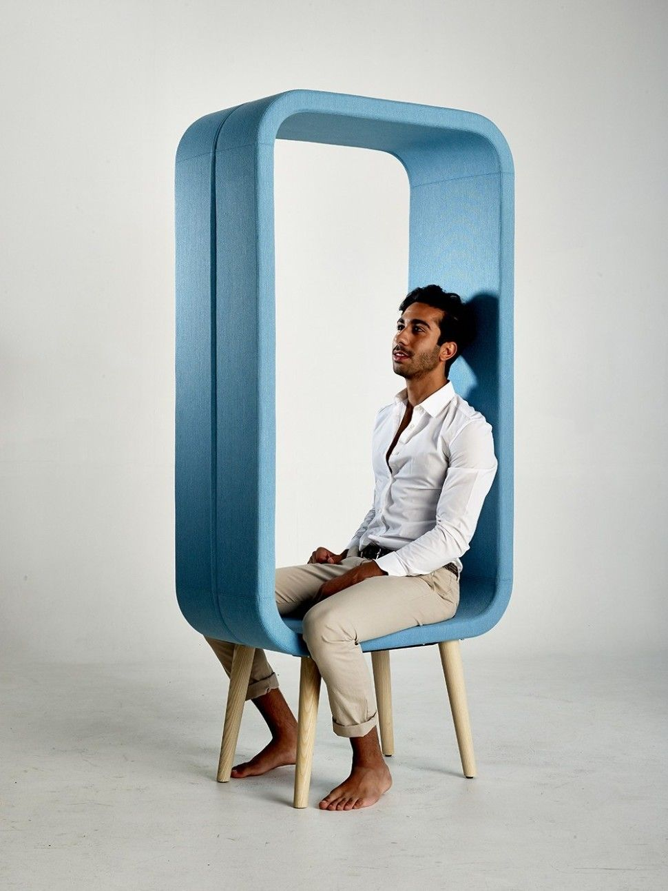 Architecture Stunning Furniture Design Frame Chair Combined With
