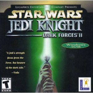 Star Wars Dark Forces 2 Star Wars Jedi Jedi Knight Star Wars