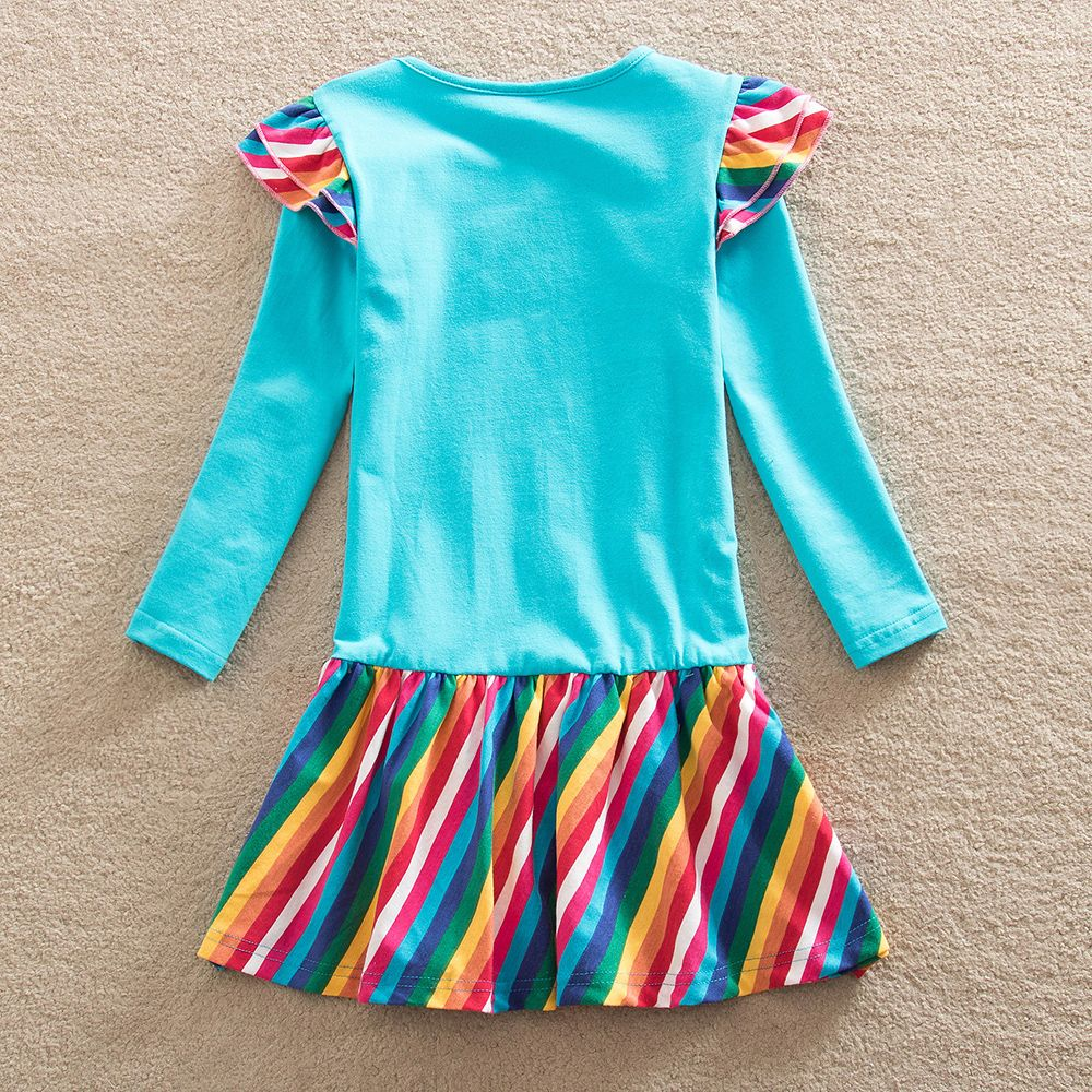 Retail Baby girl clothes Lovely dresses kids clothes my little pony ...