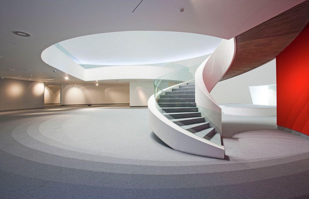Centro Niemeyer El Mejor Regalo Para Asturias Diseno De