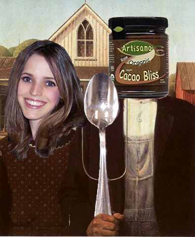 Sund choklad sås