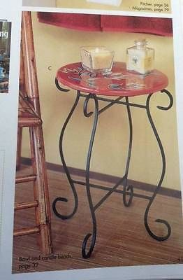 Charmant NIB Southern Living At Home Gail Pittman Bountiful Collection Occasional  Table