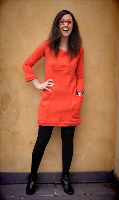 Lola dress by Victory patterns. #sewing