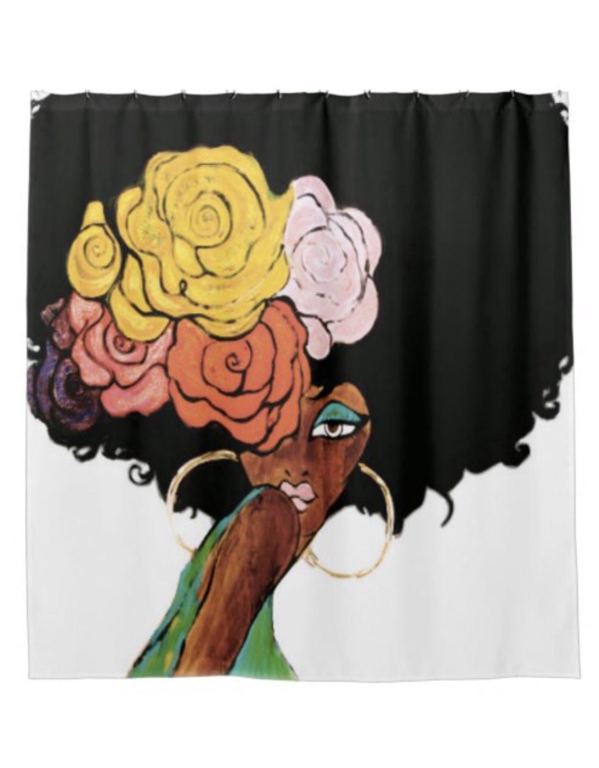 Abode By Yvette Shower Curtains