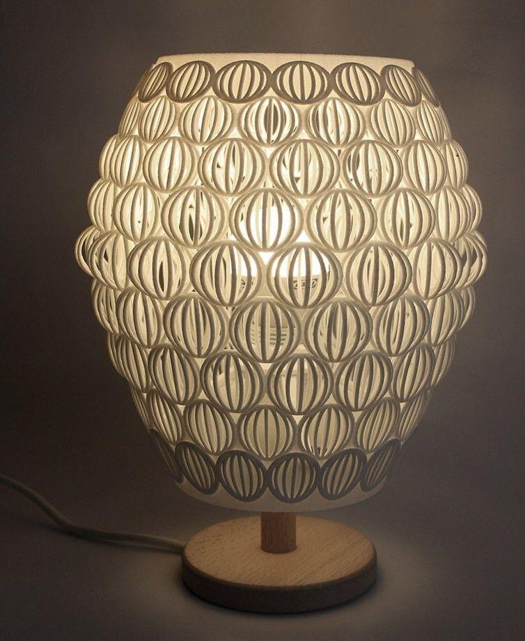 Google Image Result For Https Certified Lighting Com Images Lights 3 3d Printed Lamps Table 5 Jpg Lamp Table Lamp Novelty Lamp