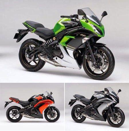 Kawasaki Ninja 400 Spesifikasi Varian Terbaru Motor Ninja 2014