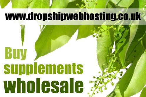 BUY WHOLESALE SUPPLEMENTS: High quality food supplements and