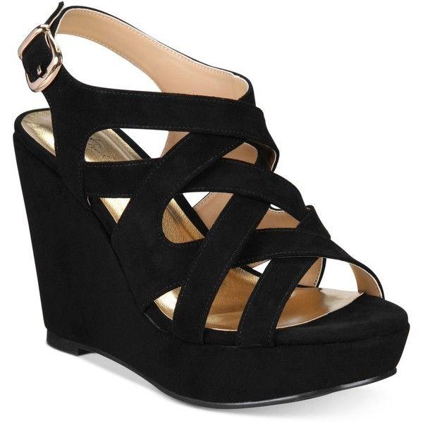 6023e82b32d7 Thalia Sodi Maddora Platform Wide-Width Wedge Sandals