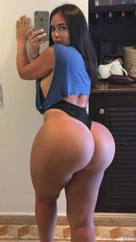 Big bubble ass latina