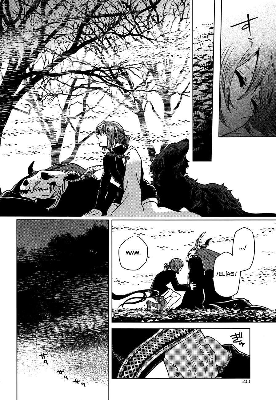 Mahou Tsukai No Yome Capítulo 38.00 Soul Craft Fansub