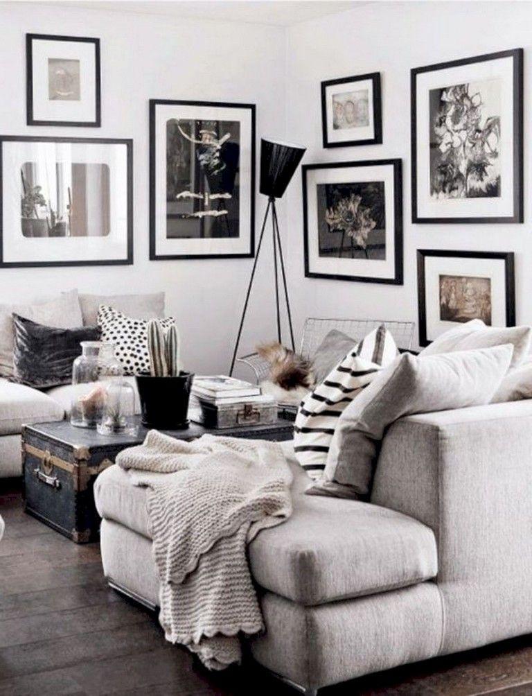 30 Cozy Living Room Design Ideas White Living Room Decor Simple Living Room Designs Living Room Grey