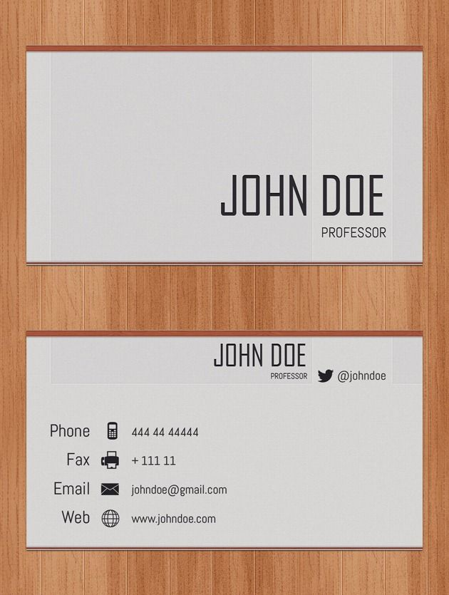 Business Cards PSD | Business cards | Pinterest | Business cards ...