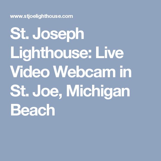 St  Joseph Lighthouse: Live Video Webcam in St  Joe