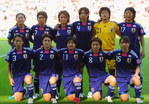 Womens Fifa World Cup 2015 Team Japan Google Search Fifa Women S World Cup Japan Woman Womens Soccer