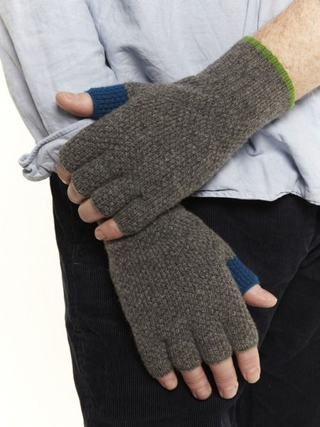 fingerless mitts