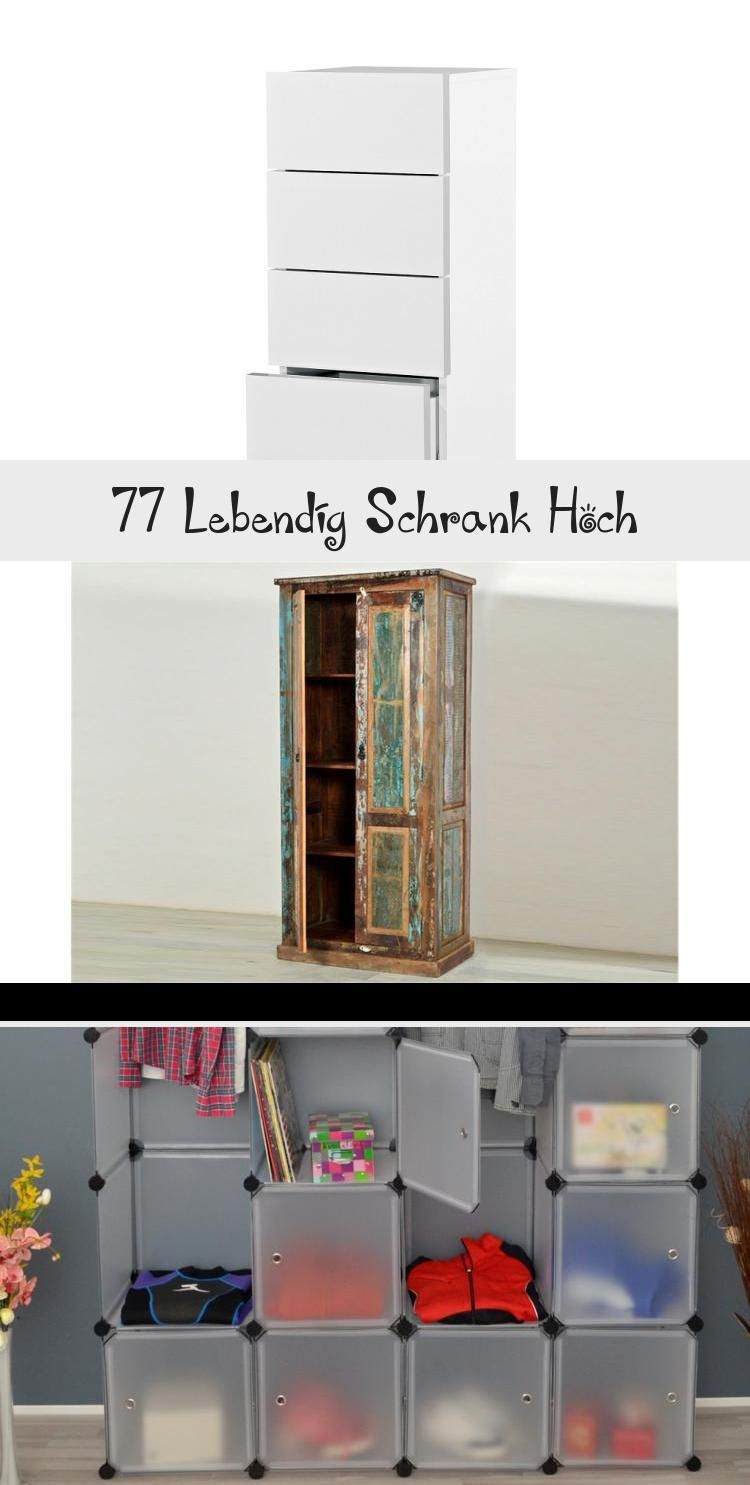77 Lebendig Schrank Hoch Dekoration In 2020 Locker Storage Home Decor Decor