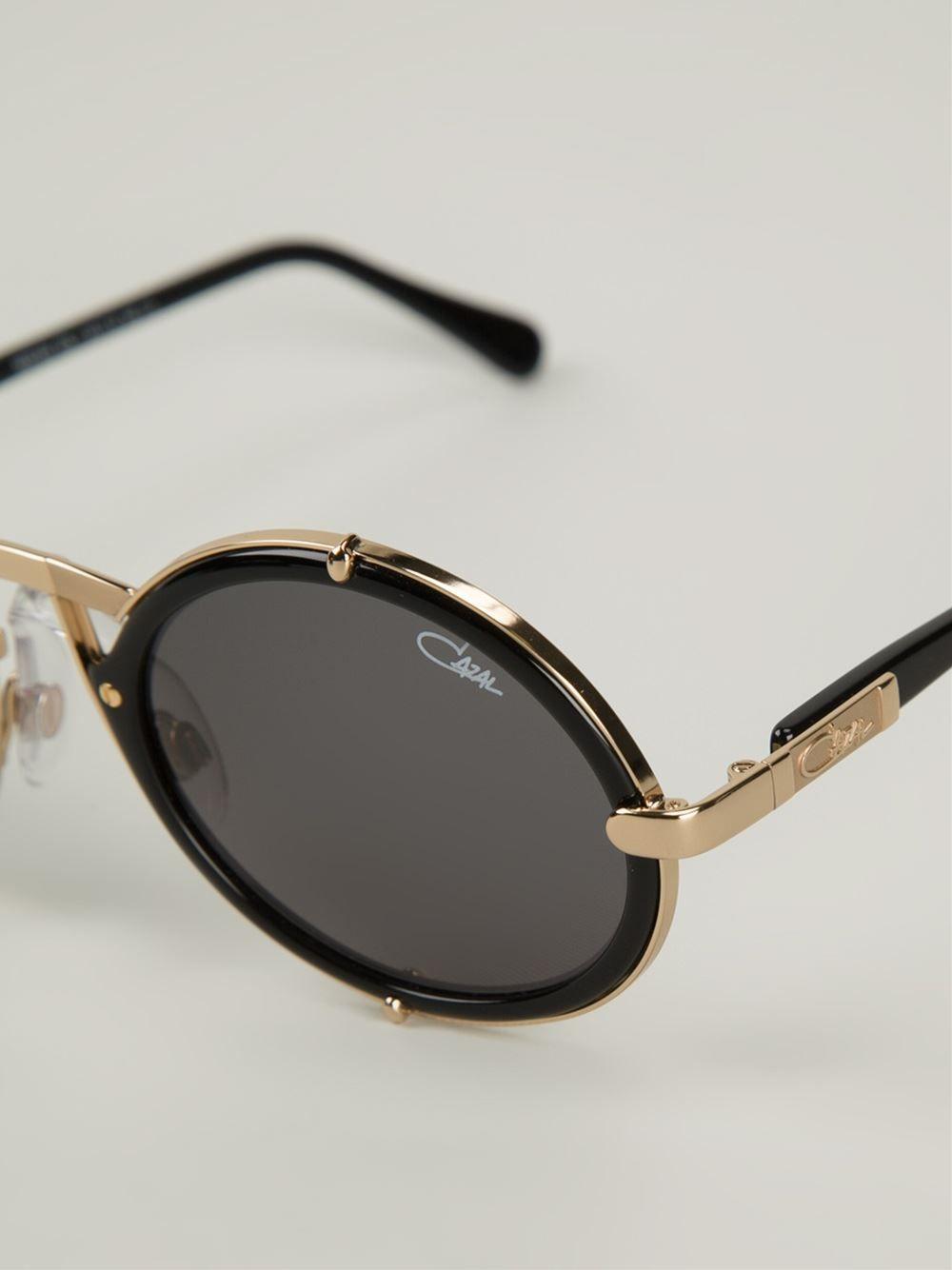 Cazal Gafas De Sol Con Montura Redonda | Eyewear