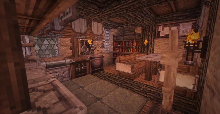 Realistic Medieval Castle 2 With Interior Download Minecraft Project Minecraft Interior Design Minecraft Designs Minecraft House Tutorials
