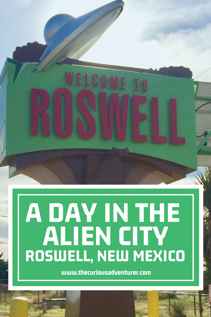 A Day In The Alien City Of Roswell New Mexico Travel New Mexico Roswell New Mexico New Mexico