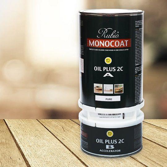 Rubio Monocoat Oil Plus 2c 408 00 Rubio Monocoat Oil Plus 2c 1 3